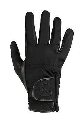 Noble Outfitters Winter Water Resistant Show Gloves- Black BAT-13092P