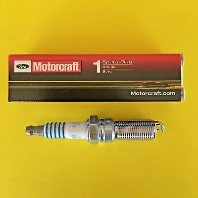 SP548 Spark Plug Set of 8 For Ford Mustang F-150 2011-2017 New Motorcraft SP519