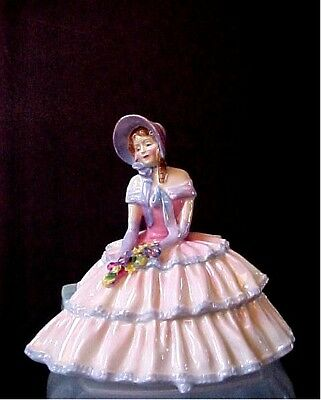 """Royal Doulton Figurine  Daydreams     HN 1731  5-3/4""""  tall  (Mint Condition)"""