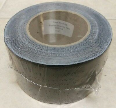 "3""x 50' Black 20 mil EternaBond RV Roof and Leak Repair Tape -FREE PRIORITY"