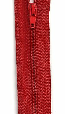 Sullivans Make-A-Zipper Kit, 5-1/2-Yard, Red