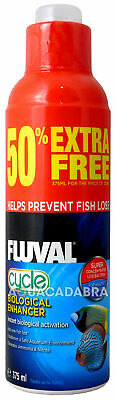 FLUVAL CYCLE 375ml BIOLOGICAL ENHANCER (250ML + 50% EXTRA FREE) SAFE FISH TANK