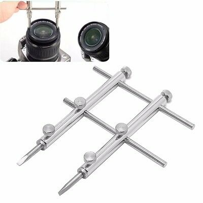 10-130MM Pro DSLR Lens Spanner Wrench Opening Tool For Camera Repair Portable
