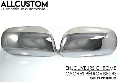 CHROME DOOR MIRROR COVERS CAPS WINGS MOLDING for AUDI A3 8L A4 B5 A6 C5 A8 D2 C4