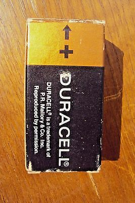 Avon Duracell Super Charge Avon Spicy After Shave - Full Bottle - EUC