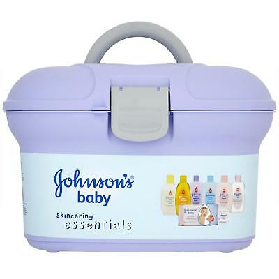 Johnson's Skincaring Essentials Box 8 Pack - Complete Care