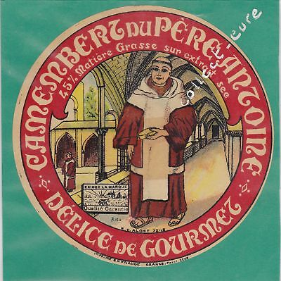 K636 Fromage Camembert Pere Antoine R. C Alost