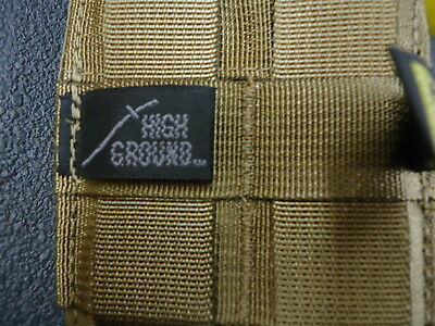 007-603 High Ground PRC 152 Battery ONLY Pouch NEW!