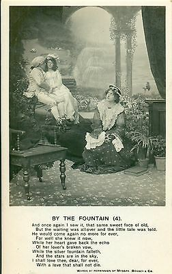POSTCARD SONG  By the Fountain (4)