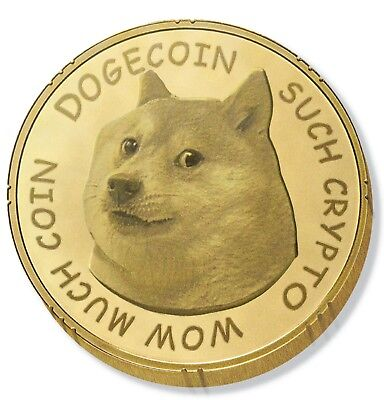 10 DOGECOIN (DOGE) DIRECTLY TO WALLET! READ THE DESCRIPTION! **Trusted USA 🇺🇸