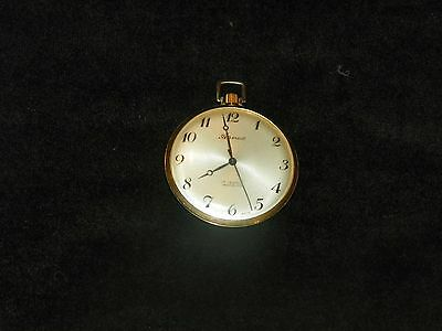 Vintage Arnex 17 Jewels Incabloc Pocket Watch Swiss Made WORKS!!
