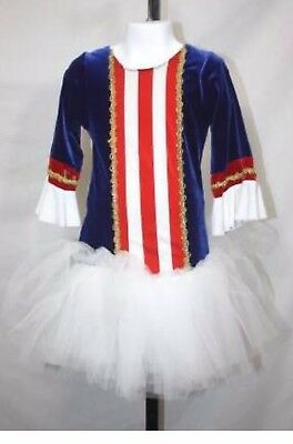 Nutcracker Ballet Dance Costumes, Halloween, Dress Up