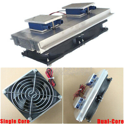 Thermoelectric Peltier Semiconductor Refrigeration Water Cooler Cooling System P