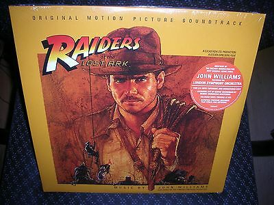 Raiders of the Lost Ark [Original Motion Picture Soundtrack] NEW RECORD LP VINYL
