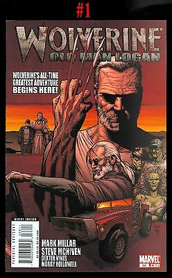 WOLVERINE v3 #66 OLD MAN LOGAN  Part 1   1025_1