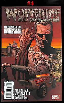 WOLVERINE v3 #66 OLD MAN LOGAN  Part 1   1025_4