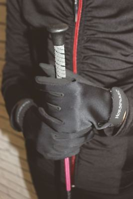 Horseware Ireland HW Winter Rider Gloves Black Colour Size 5-12 CGHW50