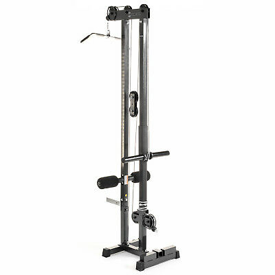 IRONMASTER Cable Tower Attachment V2 for Super Bench Lat Pulldown Seated Row Gym