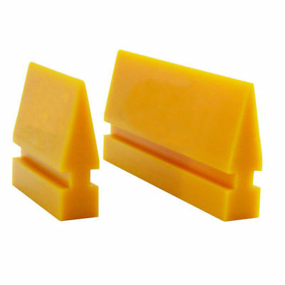2 Size Rubber Squeegee 10+ 5cm Turbo Blade, Window Tint Film Tool Car Home Clean