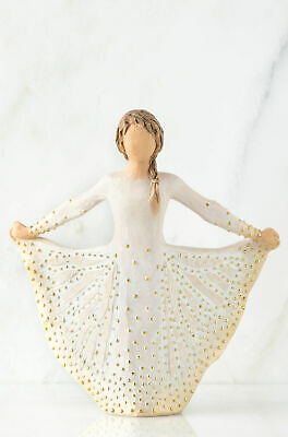 Willow Tree Figurine Butterfly Resilient Determined Courageous Susan Lordi 27702