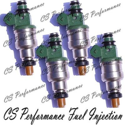 25321369 Rebuilt by Master ASE Mechanic USA OEM Delphi Fuel Injectors Set 4