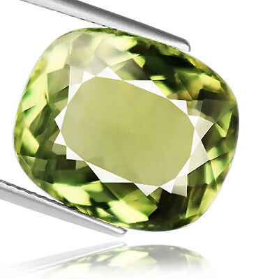 15.55ct 100% Natural earth mined exrtremely rare color change diaspore turkey