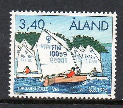 Aaland MNH 1995 World Championship in Optimist Dinghy
