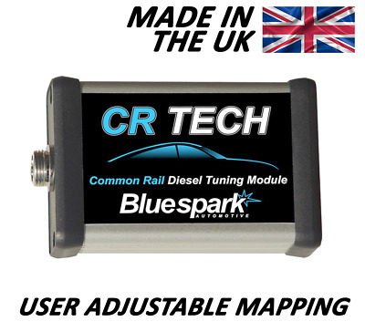 Diesel tuning chip box Ford Focus Mondeo 1.6 1.8 2.0 TDCi Performance & Economy