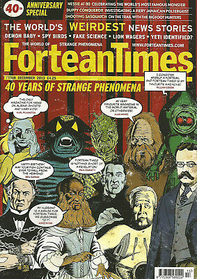 Fortean Times 308 - 40 Years of strange phenomena - Dec 13
