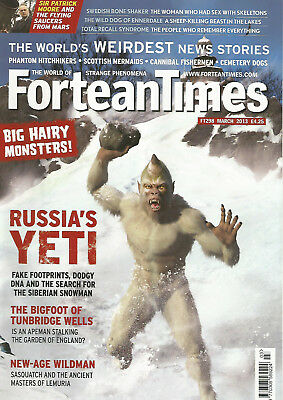 Fortean Times 298 - Russia's Yeti - March 2013