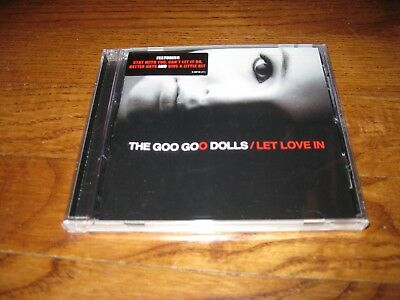 Let Love In - Goo Goo Dolls - CD,2004] Brand New; Sealed, Security Strip intact