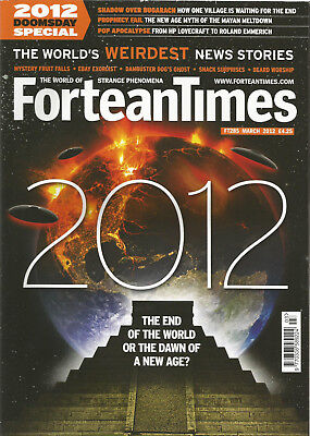Fortean Times 285 - 2012 End of the World? - May 2012