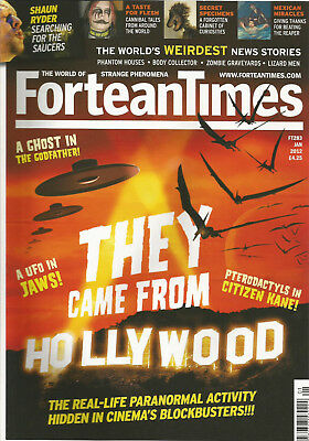 Fortean Times 283 - They came from Hollywood - Jan 2012