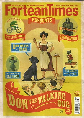 Fortean Times 282 - Don the talking Dog - Dec 11
