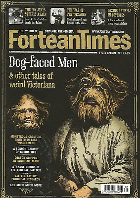 Fortean Times 274 - Dog faced men - Special Issue 2011
