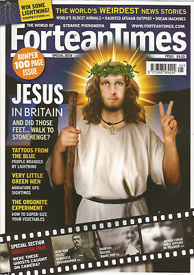 Fortean Times 261 - Jesus in Britain - Special Issue 2010