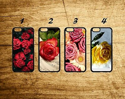 Rose Roses  Flowers Case Cover For Apple Iphone Samsung Galaxy S A J All Models