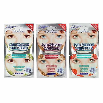 Cool Eyes Anti Wrinkle Shadow Dark Circles Puffy Collagen Under Eye Bag Patches