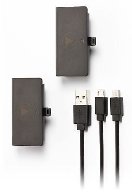 Snakebyte Battery:Kit 2x Batterien 700mAh & Y USB Kabel für Xbox One™/S/X/Elite