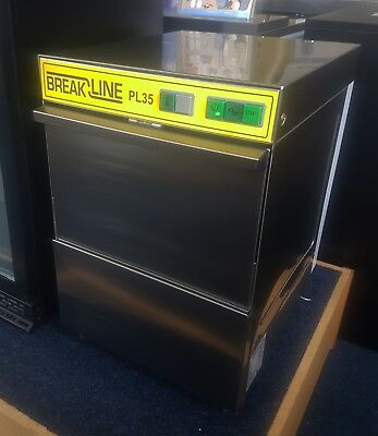 Breakline PL35 350mm Basket Glasswasher used but in great condition £450+VAT