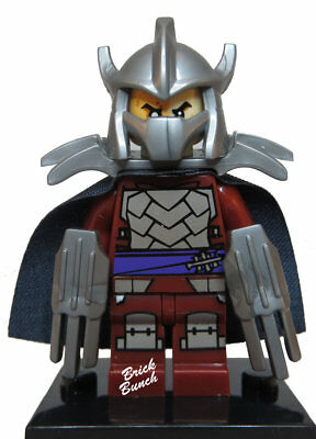 Shredder - Custom (Compatible with LEGO)