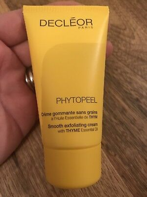 DECLÉOR Aroma Cleanse Phytopeel Exfoliating Cream 50ml New & Sealed