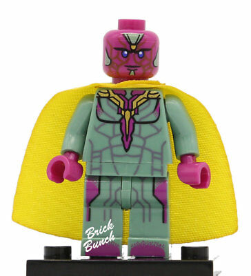 Vision - Custom (Compatible with LEGO)