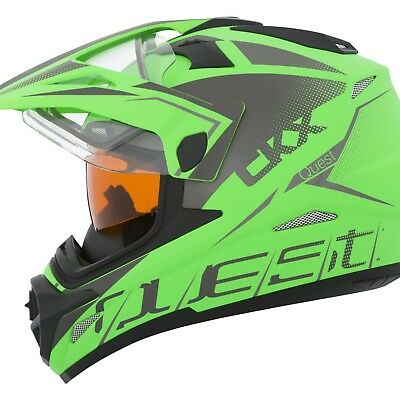 Ckx Quest Rsv Green Size Medium