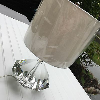 NEW Pottery Barn Kids DIAMOND GEM COMPLETE LAMP    **LAST ONE**   **FREE SHIP**