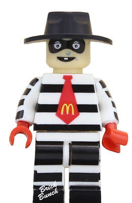 Hamburglar (McDonalds) - Custom (Compatible with LEGO)