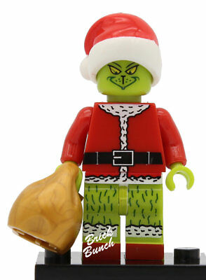 Grinch - Custom (Compatible with LEGO)