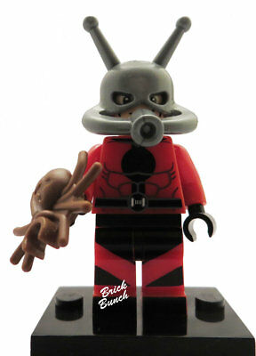 Ant Man (Classic) - Custom (Compatible with LEGO)