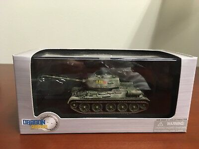 Dragon Armor 1:72 T-34/85 Mod. 1944, Eastern Front 1944, No. 60497