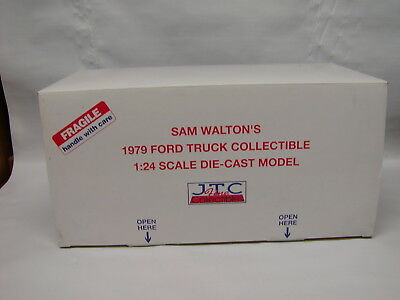 """""""NEW"""" Sam Walton's 1979 Ford Pickup from JTC Fine Collectibles"""